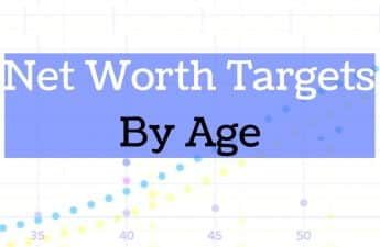 net worth targets by age