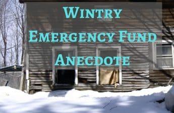 winter emergency fund