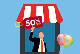Image result for retail deal advertising