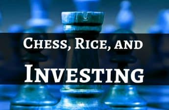 inventor of chess and rice