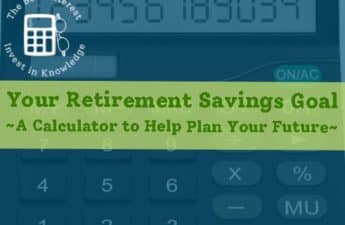 retirement savings goal calculator