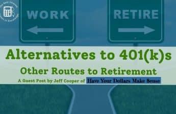 alternatives to 401(k)