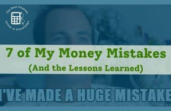 money mistake