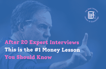 number 1 lesson after podcast interviews